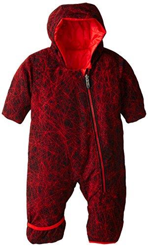 Spyder Yummy Print Suit, 12 Months, Volcano Tangled Print/Volcano