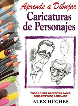 Book Caricaturas de personajes/ Personality Characteristics