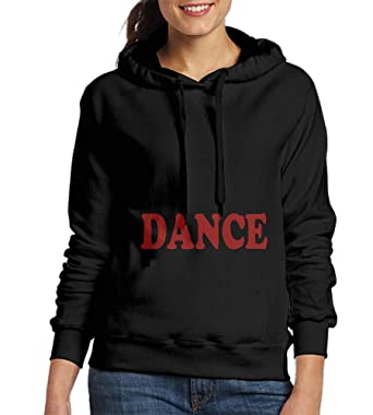 Amazon.com  Sweatshirts for Women I Love Dance for Women Womens ... 1b1a9ed1f