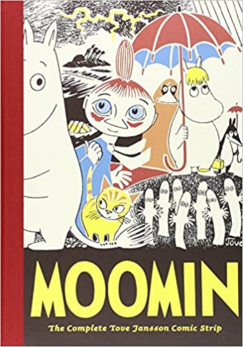 Complete tove jansson comic strip