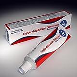 Dynarex 1182 Triple Antibiotic Ointment .9 gram foil pack 12/144/Case