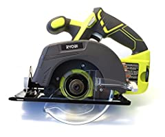 Look no further than the Ryobi P505 for your household woodcutting needs. Its cordless power will let you take this all over your property for demolition projects or diy construction needs. At 4,700 revolutions per minute, it boasts power sim...