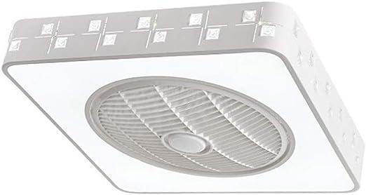 """Ventilador de Techo 22"""" Ventilador de Techo con luz LED ..."""