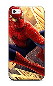 Elliot D. Stewart's Shop 8293361K22403430 Cute High Quality Iphone 5c Spider-man Case