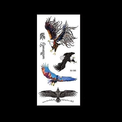 Etiqueta engomada del tatuaje 1pcs etiqueta engomada del tatuaje ...
