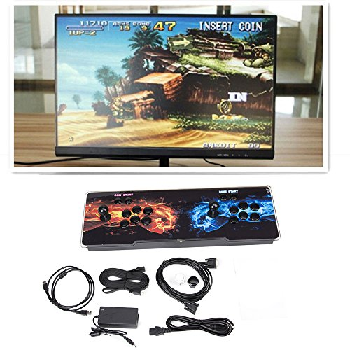 STLY Arcade Fever 2 Player Arcade Game Console 986 Games in 1 Pandora's Box 5S With HDMI & VGA Output by STLY (Image #5)