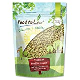 Green Lentils Whole by Food To Live (Kosher) — 2.5 Pounds