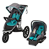 Best Travel Systems - Evenflo Victory Plus Jogger Travel System Featuring The Review
