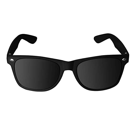 Amazon.com: Super Z Outlet - Gafas de sol de plástico estilo ...