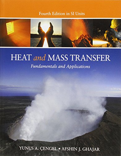 heat and mass transfer si - 4