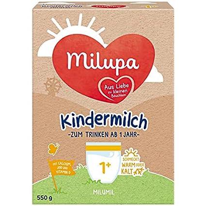 milumil Niños Leche 1 5 x 550 g