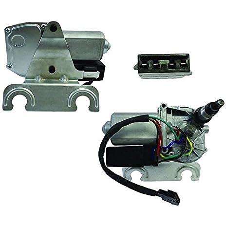Partes reproductor nuevo limpiaparabrisas motor W/pulso Junta Módulo para Jeep Cherokee 1997 - 2001: Amazon.es: Coche y moto