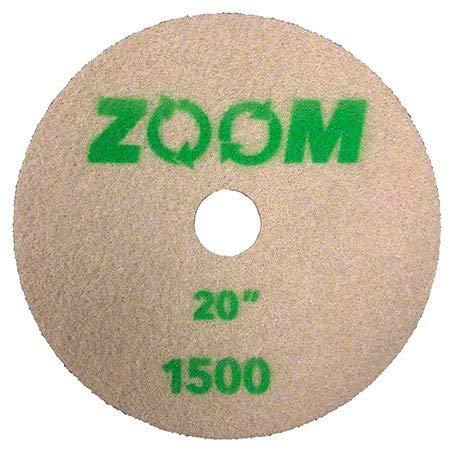 Stone Pro Zoom Diamond Impregnated Pads (D.I.P) 20'' - 1500 Grit