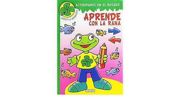 Aprende con la rana: S.A. Todolibro Ediciones: 9788499133065 ...