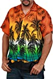 Ingear-Casual-Shirt-Button-Down-Hawaiian-Short-Sleeve-Cruise-Rayon-Summer-Shirt