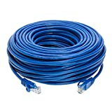 Cat5e 100FT Networking RJ45 Ethernet Patch Cable Xbox \ PC \ Modem \