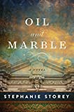 img - for Oil and Marble: A Novel of Leonardo and Michelangelo book / textbook / text book