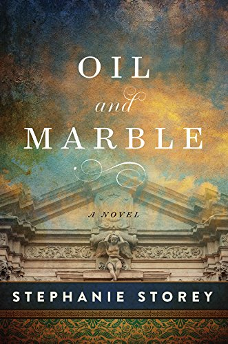 Oil and Marble: A Novel of Leonardo and ()