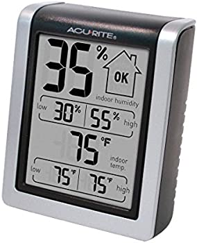 AcuRite 00613 Digital Humidity Monitor