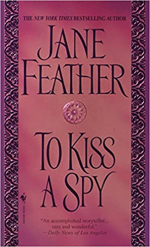 To Kiss a Spy (Get Connected Romances)