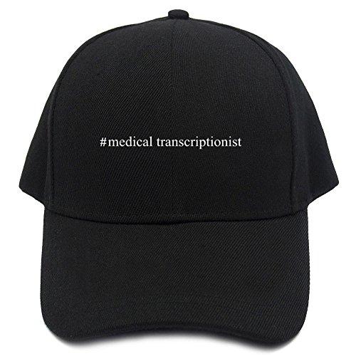 Gorra Hashtag Béisbol Teeburon Transcriptionist Medical De anO8xTtx