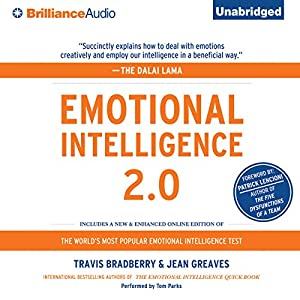 Emotional Intelligence 2.0 Audiobook