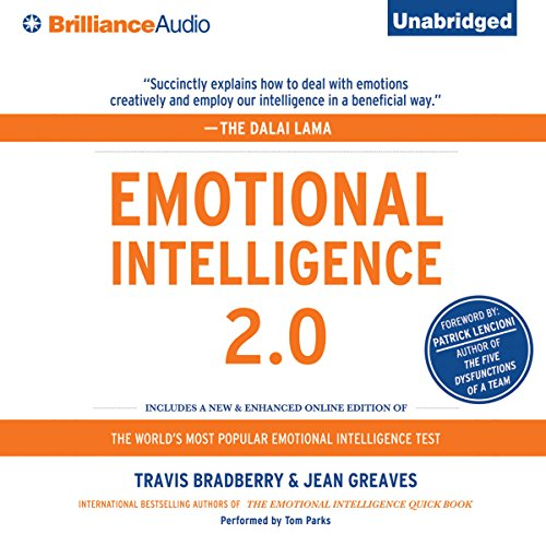 Emotional Intelligence 2.0 Audiobook [Free Download by Trial] thumbnail