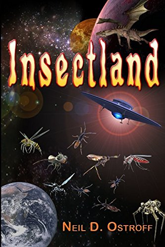 Insectland (The Galactic Warrior Series - Book Two)