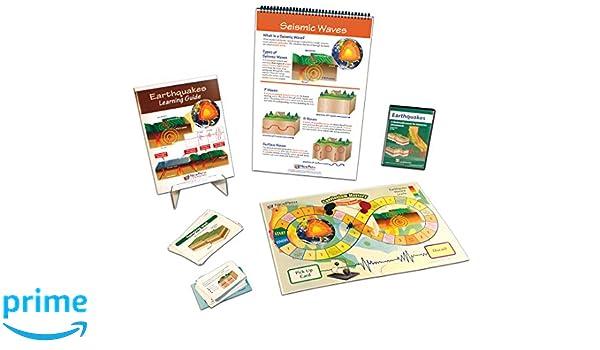 NewPath Learning 74-6824 Earthquakes Curriculum Learning Module ...