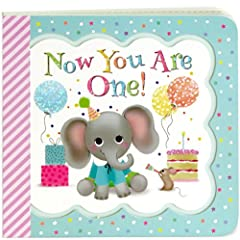 Give a birthday book instead of a birthday card! Under the cover flap, write a personal note about this special day. Adorable illustrations and a read-aloud story will be a favorite with toddlers. Embellished cover includes lift-a-flap for pe...