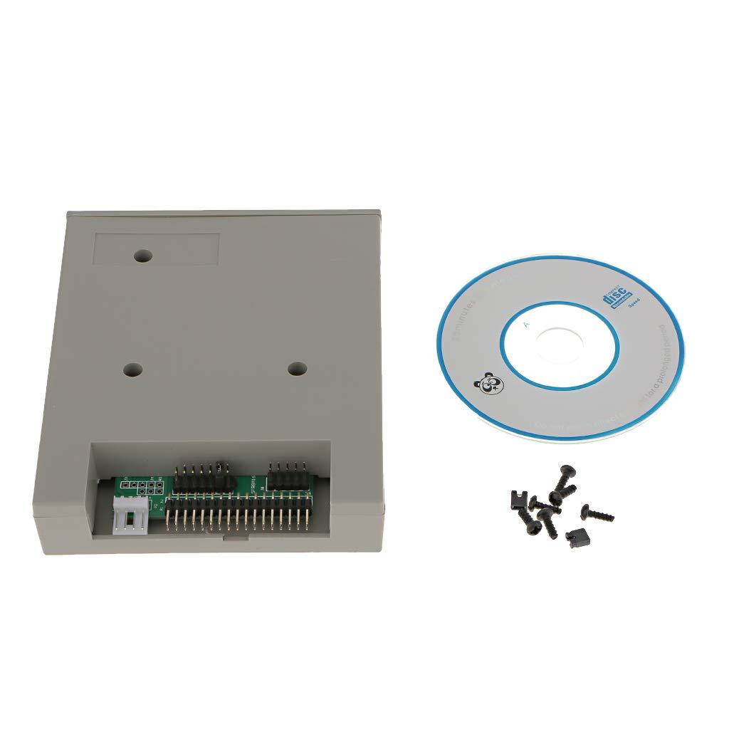 KESOTO Unidad de Disquete SSD USB Tornillos Complimentos Conveniente Piezas de Repuesto Cómodo
