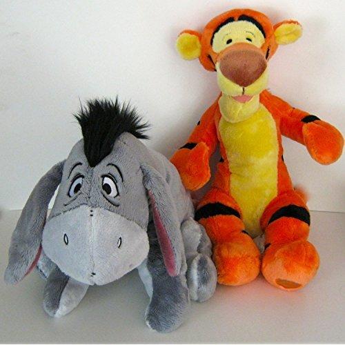 Winnie The Pooh Rocker (Disney Winnie the Pooh and Friends Tigger and Eeyore Plush Set)