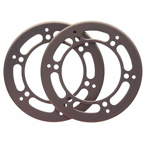 2.2 Beadlock Ring (Axial Racing AX8117 AX8117 2.2 Rock Beadlock Ring Gray 2)