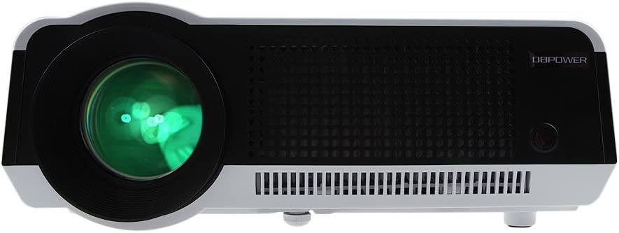 Proyector HD DBPOWER LED-86 12,7 cm pantalla TFT con el brillo de ...