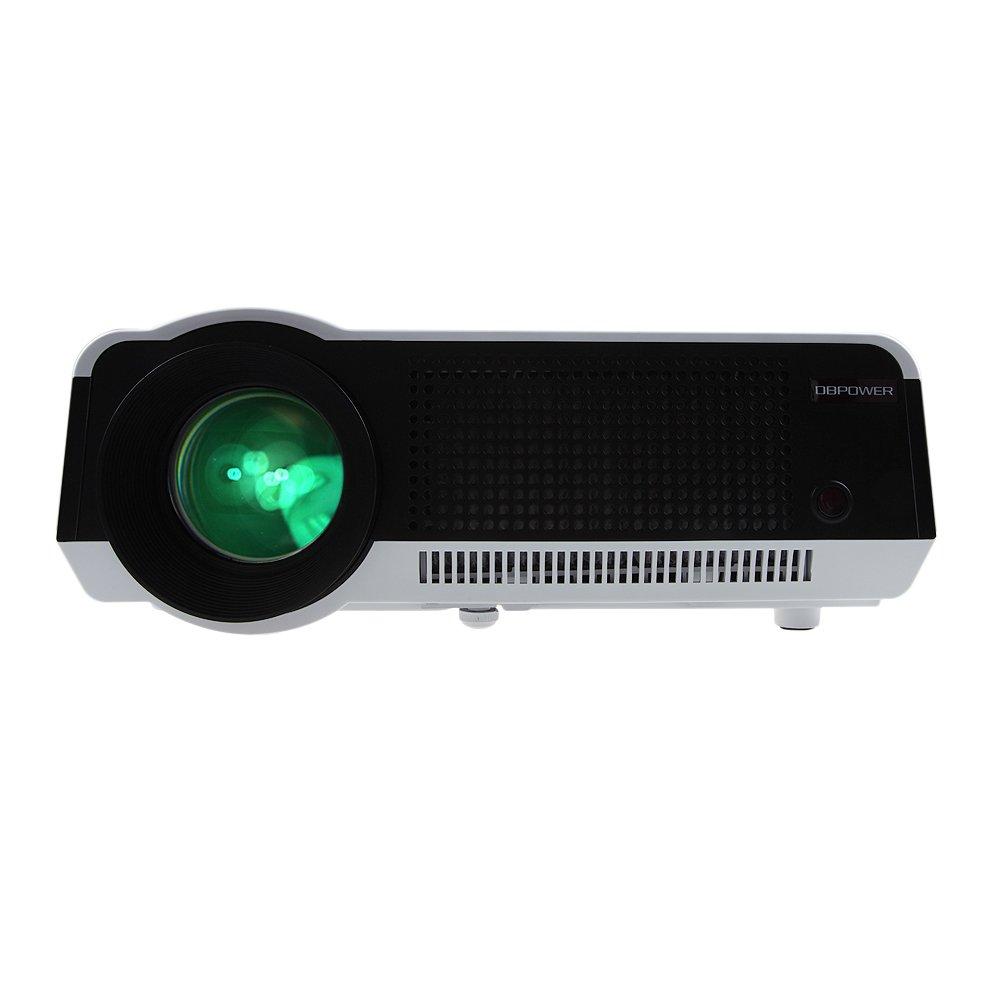 Proyector HD DBPOWER LED-86 12,7 cm pantalla TFT con el ...