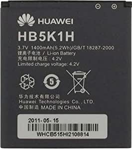 Huawei HB5K1H Battery for Ascend II M865/AT&T Fusion 2/T-Mobile Prism - Original OEM - Retail Packaging - Black
