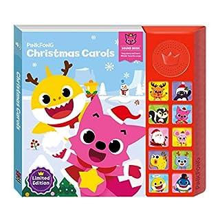 Pinkfong Christmas Carols Sound Book
