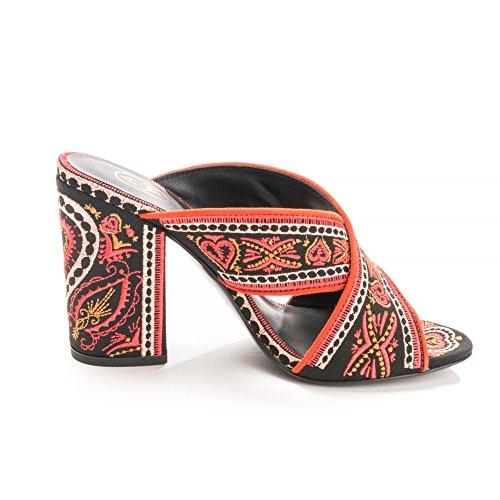 Womens Canvas Shoes ASH Ash Lola Black fxtqHv