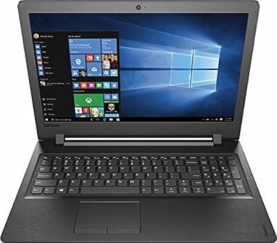 "Newest Lenovo Ideapad 15.6"" HD Flagship High Performance Laptop PC | Intel Core i3-6100U | 6GB DDR4 | 1TB HDD | WIFI | Bluetooth | Webcam | Stereo speakers | HDMI | Windows 10 (Black)"