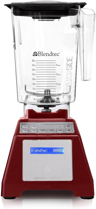 Blendtec Home Blender HP3A WildSide - Jarra, color rojo: Amazon.es ...