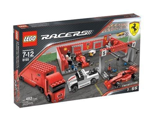 Ferrari F1 Pit - Ferrari Race F1