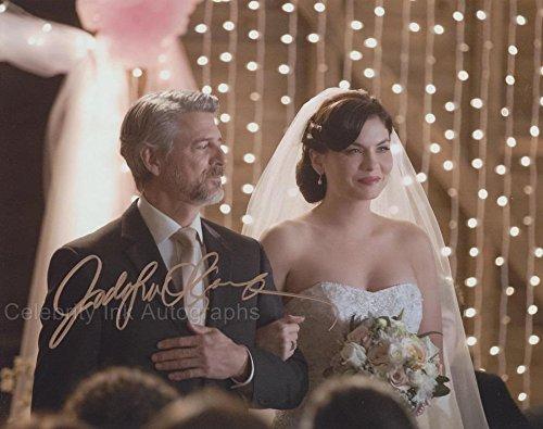JODI LYN O'KEEFE as Dr. Jo Laughlin - The Vampire Diaries GENUINE - Laughlin Dr