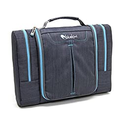 Bluekiwi Stow N Go Portable Diaper Bag & Changing Pad | Baby Essentials Carry-On