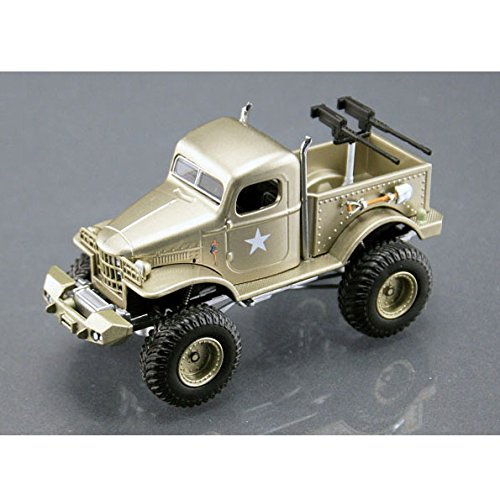 Sgt. Rock - 1941 Military 1/2 Ton 4X4 Truck - Stacey David's Gearz (TV Show) by Greenlight