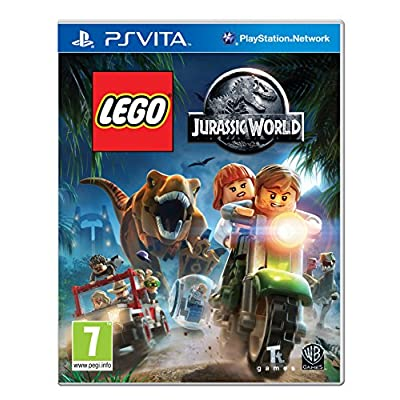 LEGO Jurassic World (Playstation Vita): Video Games