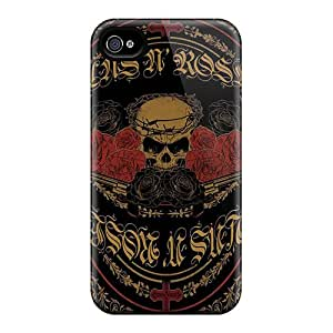 Best Hard Cell-phone Cases For Iphone 6 With Customized HD Guns N Roses Skin DannyLCHEUNG