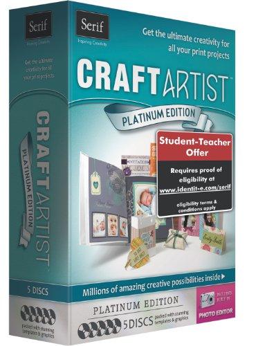 Serif CraftArtist Platinum Student/Teacher