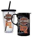 Harley-Davidson Bar & Shield Logo Hot & Cold Drinkware...
