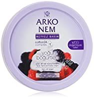 Arko Neem Fruit Cream, Yoghurt and Berry