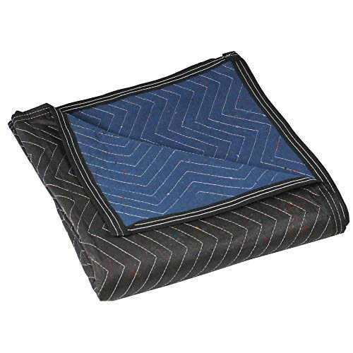 Premium Quality Moving Pads | 1 Dozen | 72 X 80 | Model #200 | Dependable & Multipurpose Furniture Moving Pads | Designed for Active Van Use & Storage | Provides Strong, Long Lasting Protection by NEW HAVEN MOVING EQUIPMENT (Image #1)
